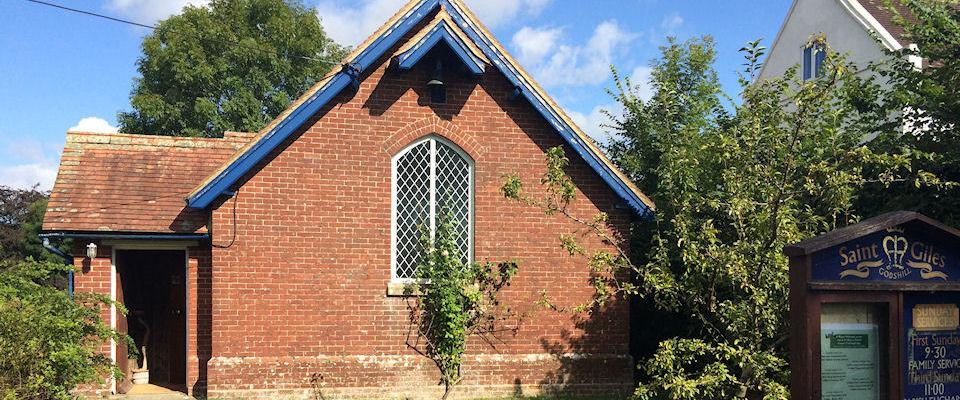 St Giles Godshill