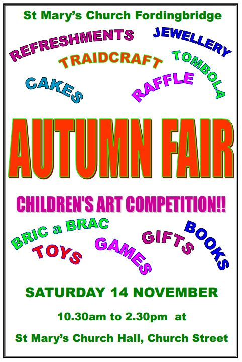 2015 Autumn Fair